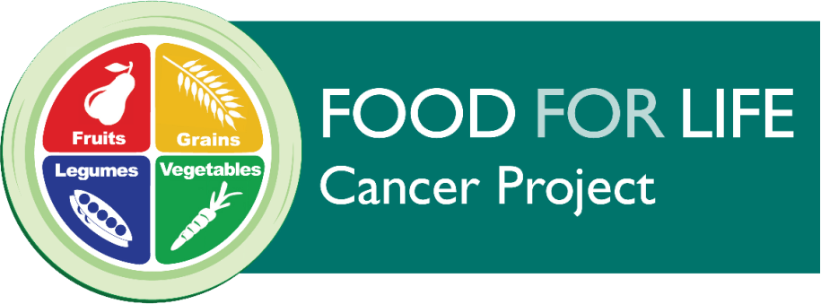Nutritious WAy Food For Life Cancer